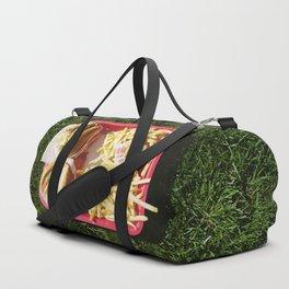 Double Double Duffle Bag