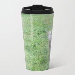 "Lamb ""Dang Paprazzi"" Travel Mug"