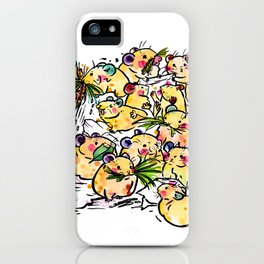 Pick Family iPhone Case