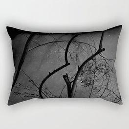 Eerie Woods Rectangular Pillow