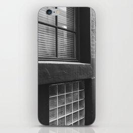 Brick Building Windows iPhone Skin