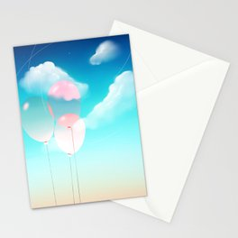 Nuvole Stationery Cards