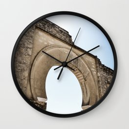 Portal to the Sun Wall Clock