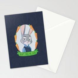 Judy Hopps Stationery Cards