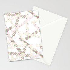 Washi [White] Stationery Cards