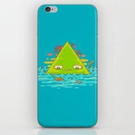 The Bermuda Triangle iPhone Skin