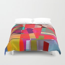 series of actions 1 Duvet Cover
