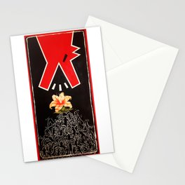 She Holds Her Ground Stationery Cards