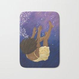 Drowning Bath Mat