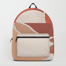 Let The Sunshine In Backpack