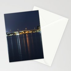 Clearwater Night Lights Stationery Cards