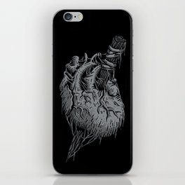 Vampire Heart iPhone Skin