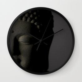 Buddha portrait Wall Clock