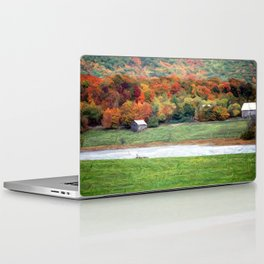 8110 Laptop & iPad Skin