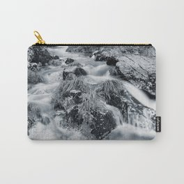 Wild river in Europe mountains II Carry-All Pouch