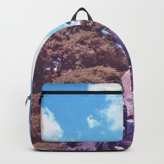 Pastel vibes 58 Backpack