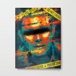 Federal Offense Metal Print