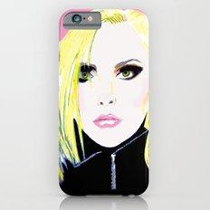 Debbie Harry  - Blondie - 1980's Punk Band iPhone 6s Slim Case