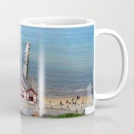 Saltburn Pier Coffee Mug