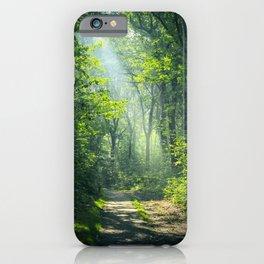 Woodland Glory iPhone Case