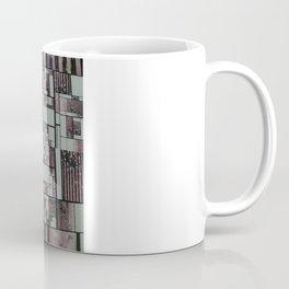 FX#509 - The Faded Geometric Coffee Mug