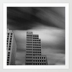 Architecture Long Exposure Art Print