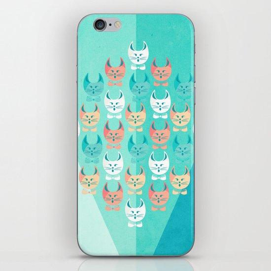 Singing Cats iPhone & iPod Skin
