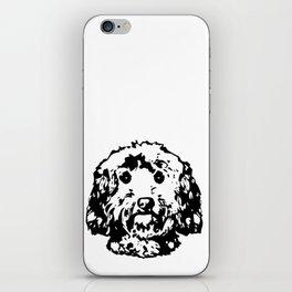 COCKAPOO DOG iPhone Skin