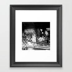 Two for One  Framed Art Print