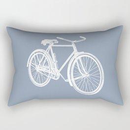 Bike S slate Rectangular Pillow