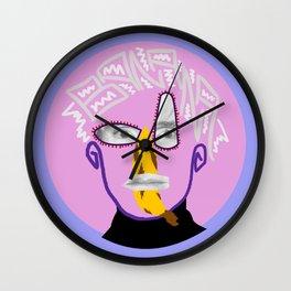 AndyWarhol Wall Clock