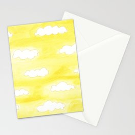 #45. FEIFEI - Clouds Stationery Cards