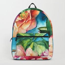 Tropical Floral I Backpack