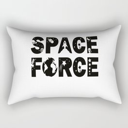 Astronautics Rectangular Pillow