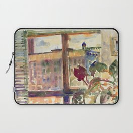 View over Broadway, NYC Laptop Sleeve