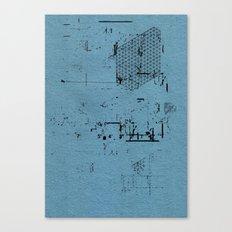 USELESS POSTER 18 Canvas Print
