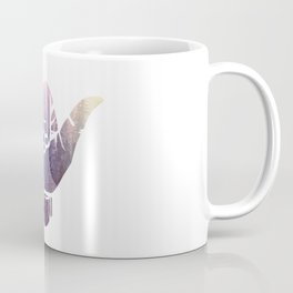 Rainbow Misty Forest Hang Loose Coffee Mug