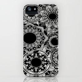 Mandala Madness! iPhone Case