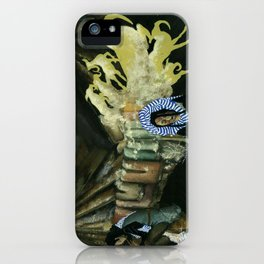 Inuit Mythology: Chapter 1, part 2 iPhone Case