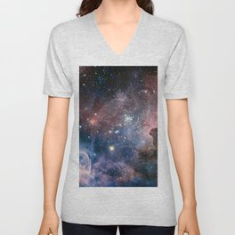 The Carina Nebula Unisex V-Neck