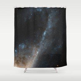 Starbursts in Virgo - The Beautiful Universe Shower Curtain