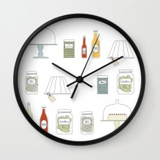in the pantry Wall Clock