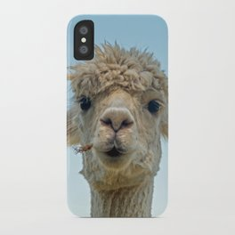 WHITEY iPhone Case
