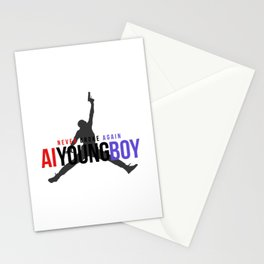YOUNGBOY - NEVER BROKE AGAIN Stationery Cards