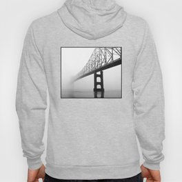 Savanna-Sabula bridge - 2 Hoody