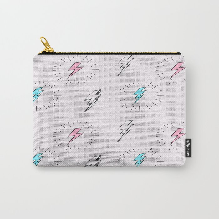 Lightening Strikes Again Carry-All Pouch