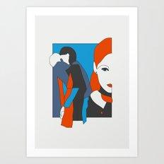 Désillusion 4 Art Print