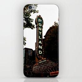 Portland Life iPhone Skin