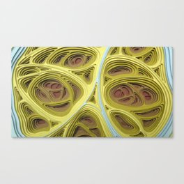 Untitled Movement #1 Canvas Print