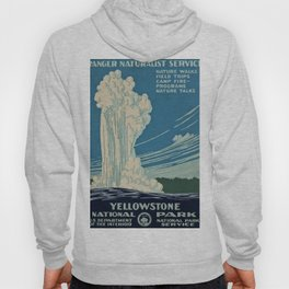 Yellowstone Works Progress Administration Hoody